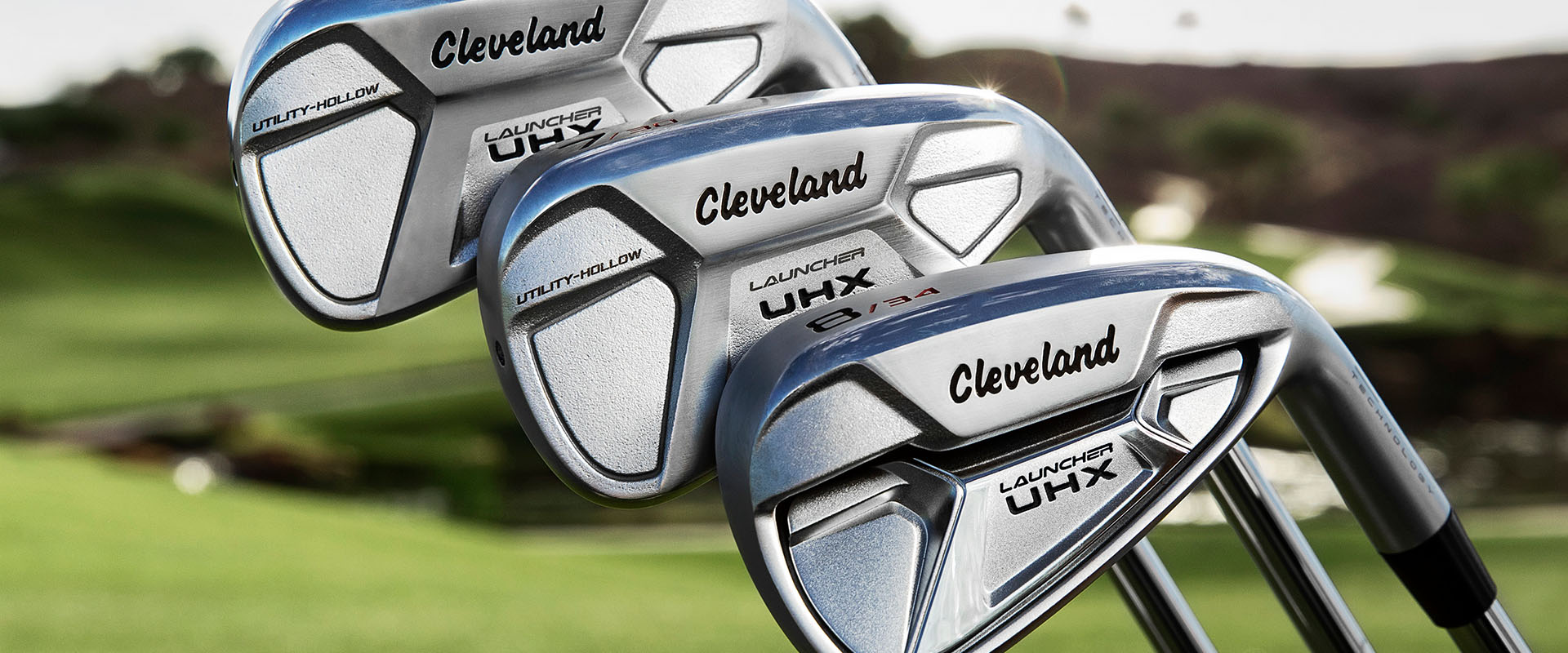 Cleveland Golf Launcher HB Turbo Woods Family Shot