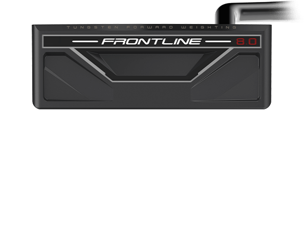 Cleveland Golf Frontline Putters 8.0 Single-Bend