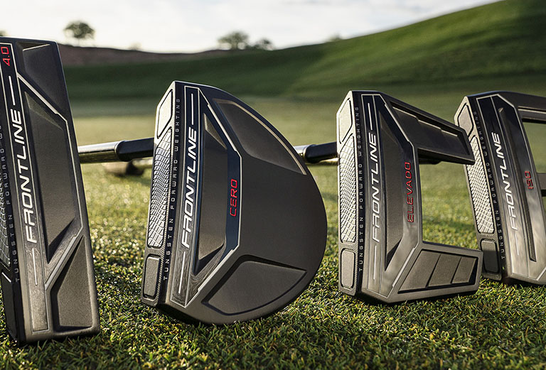 Cleveland Golf Frontline Putters Family Shot