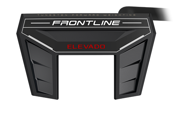 Cleveland Golf Frontline Putters ELEVADO Single-Bend
