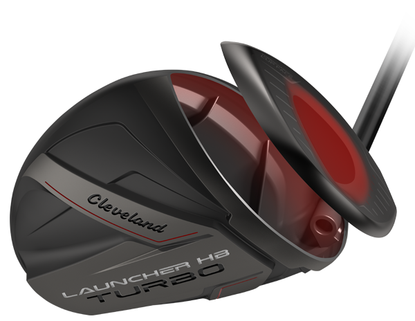 Cleveland Golf Launcher HB Turbo Woods Cupface